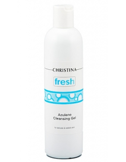 Азуленовый очищающий гель - Fresh Azulene Cleansing Gel