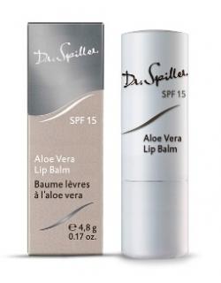 Бальзам для губ с Алоэ и витамином Е - Aloe Vera Lip Balm