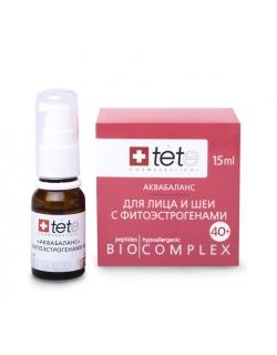 Биокомплекс аквабаланс с фитоэстрогенами 40+